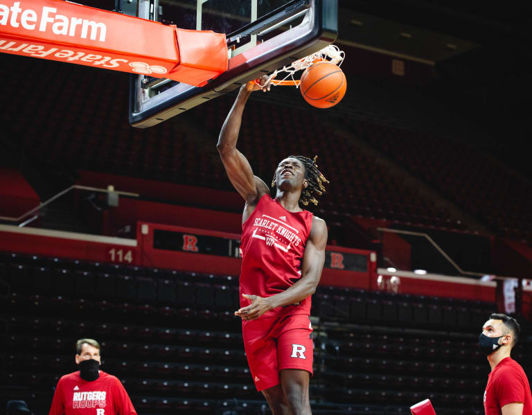 TheKnightReport - Rutgers Cliff Omoruyi invited to Nigeria Basketball Olympic Training Camp