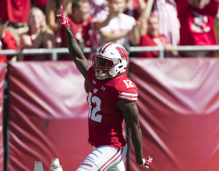 BadgerBlitz - DB Natrell Jamerson drafted by New Orleans Saints in ...