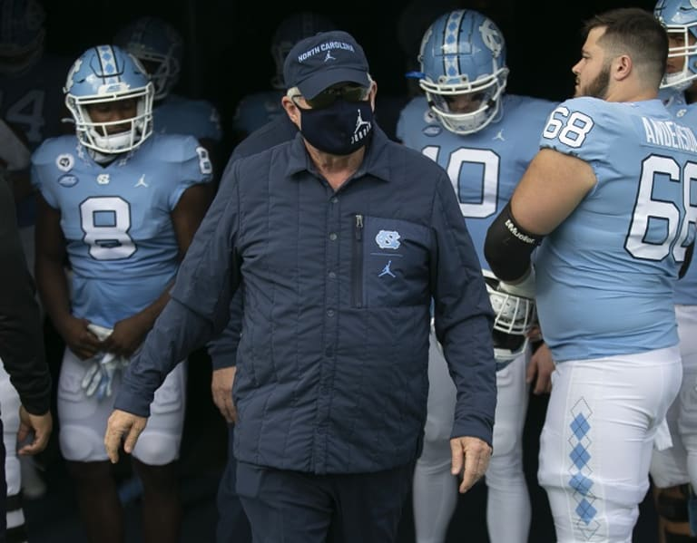 UNC Football Releases 2021 Pre-Spring Roster