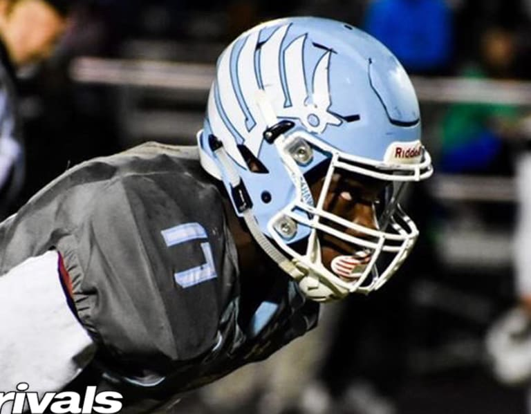 Lucky Charms: Marcus Freeman In Close Contact With Rivals100 LB Recruit