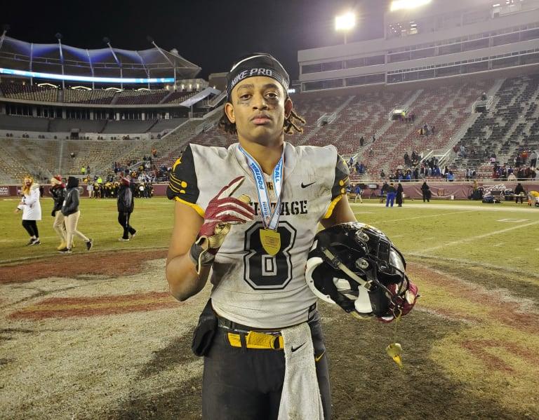 FSU football working hard to win over legacy recruit Marvin Jones Jr.