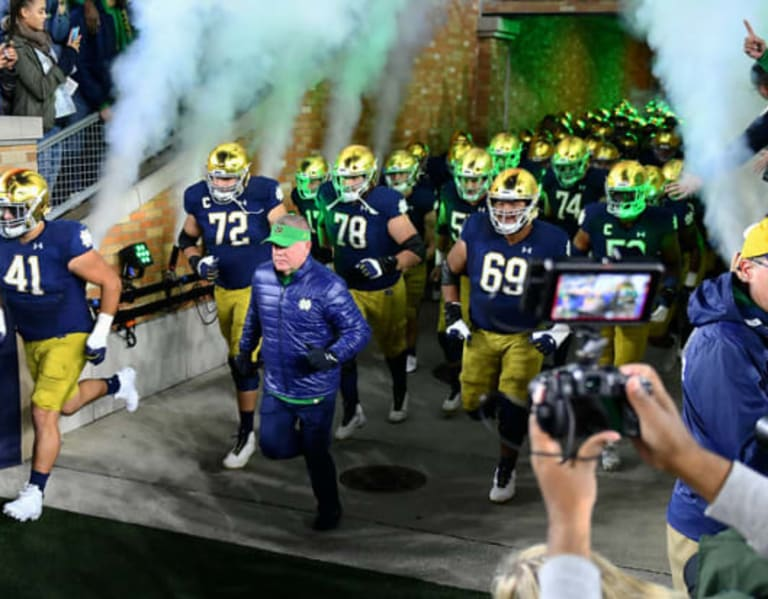 Notre Dame Vs Florida State Countdown 10 To 1