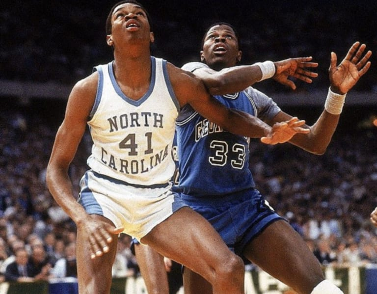 Top 25 Players In UNC Basketball History: No. 10 - Sam Perkins