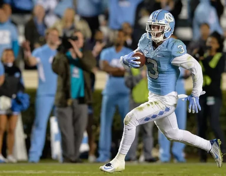 Top 25 Players In UNC Football History: No. 25 - Ryan Switzer