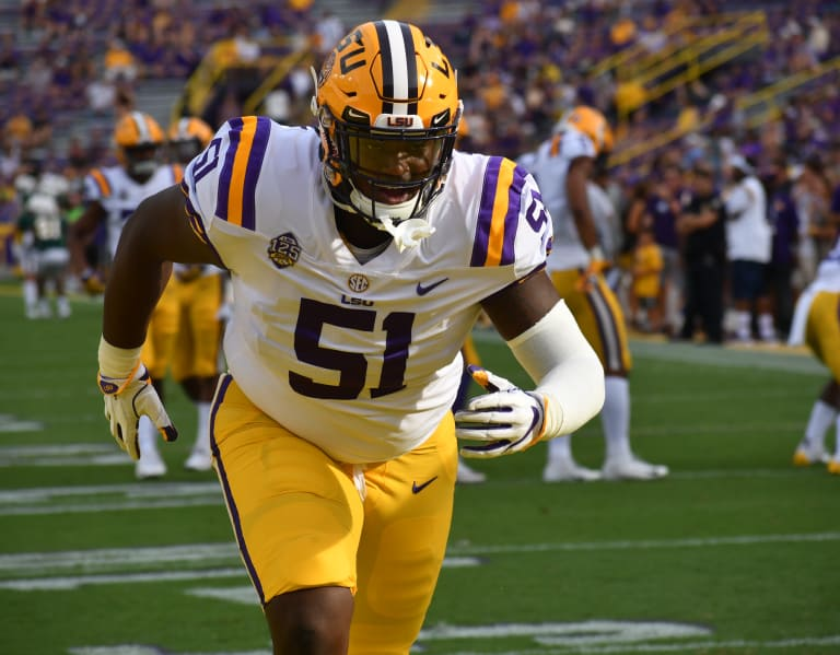 TigerDetails - LSU ushering in its future up front
