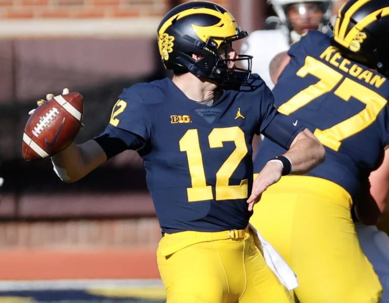 TheWolverine - Michigan Football: Five Things We've Learned About The Offense This Spring