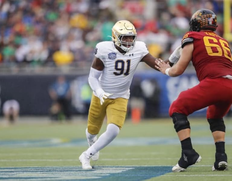 Engel's Friday Five: Notre Dame's Development … And Its Upcoming Test - Irish Illustrated