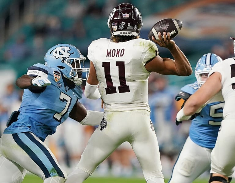 UNC's Middle Linebacker Group Lacks Experience, But Not Talent