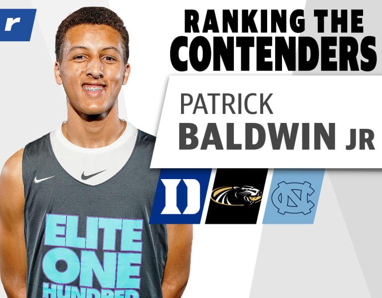 Re-Ranking the Contenders: Patrick Baldwin Jr.