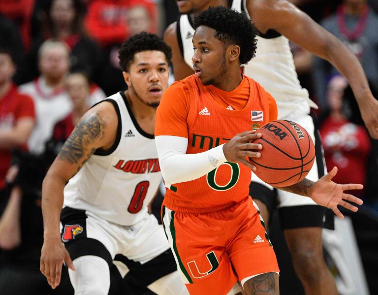 HawgBeat - Miami transfer Chris Lykes picks Hogs over Trojans