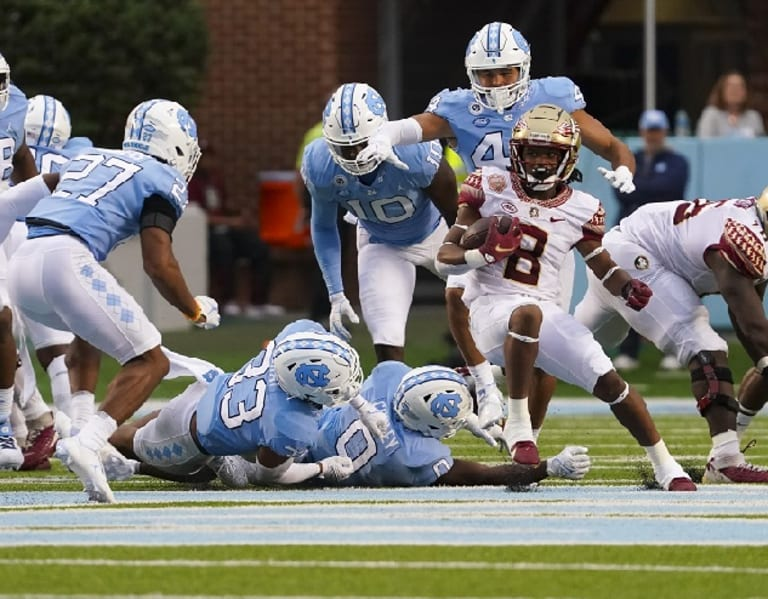 UNC Football's Task At Hand: Fix The Defensive Communication Issues