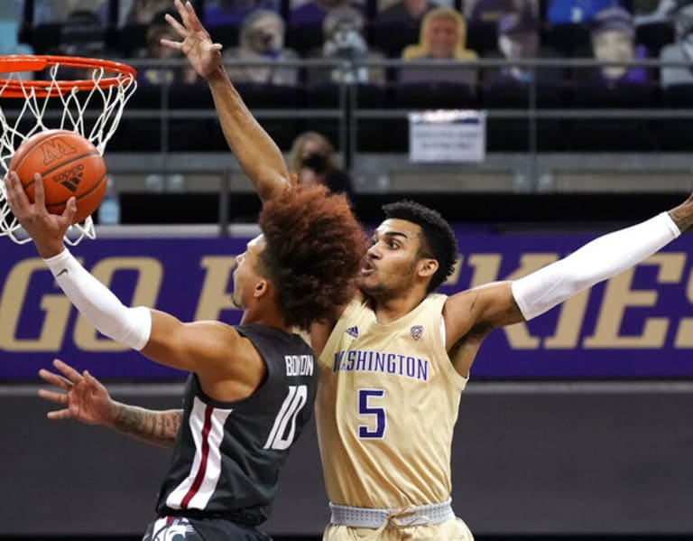 WazzuWatch  -  MBK: Cougs snap losing skid with convincing Apple Cup win