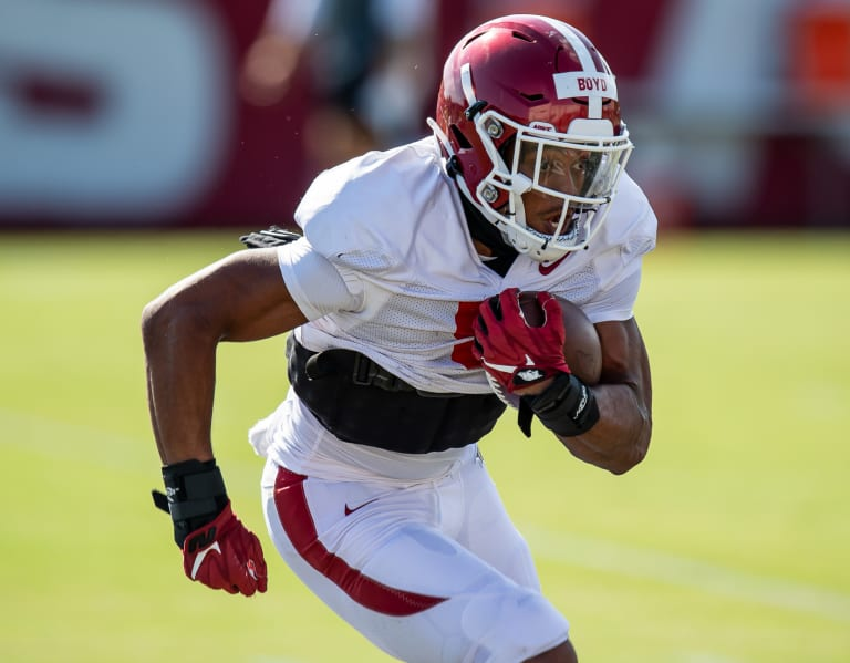 Projected Two Deep Depth Chart For Arkansas Razorbacks First Scrimmage Of 2020 Fall Camp