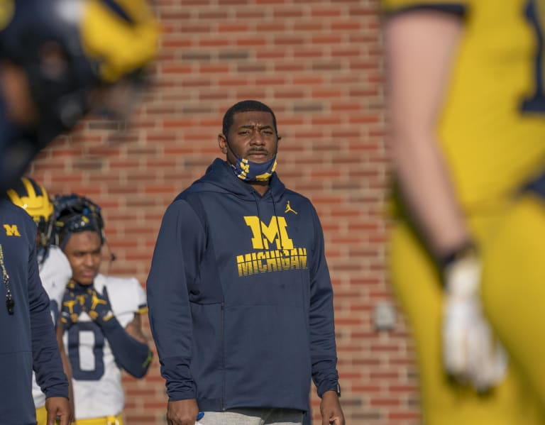 TheWolverine - Ron Bellamy Helping Take Michigan's In-State Recruiting To Another Level