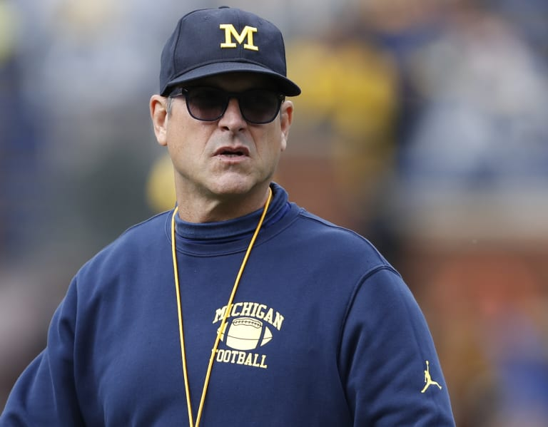 Michigan Wolverines Football: Harbaugh Says This Team 'Feels Different' - Rivals.com