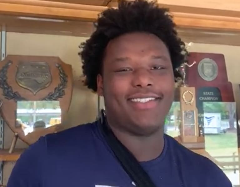 5-Star Defensive Tackle Travis Shaw Discusses UNC, Upcoming Visit