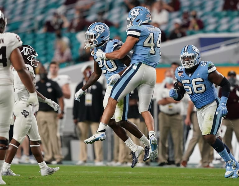 UNC Football Looking To Force More Turnovers