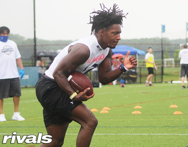 Ranking the Contenders for Four-star RB George Pettaway