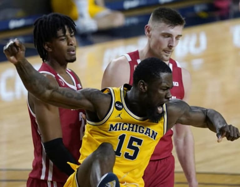 Michigan Wolverines Basketball: Trice, Gard Impressed By U-M's Energy - Rivals.com - Michigan