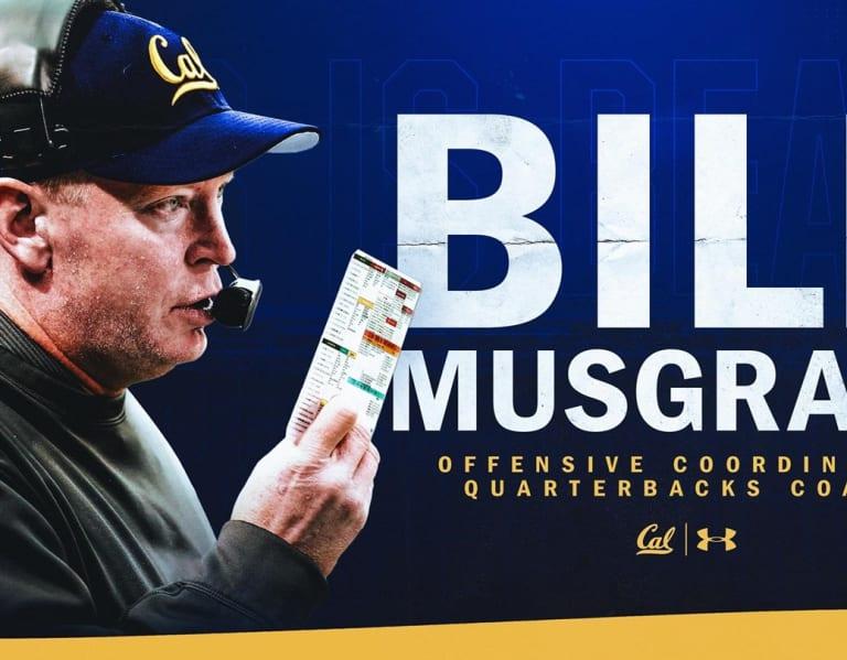GoldenBearReport  -  Cal's Offense Still to Come with Bill Musgrave