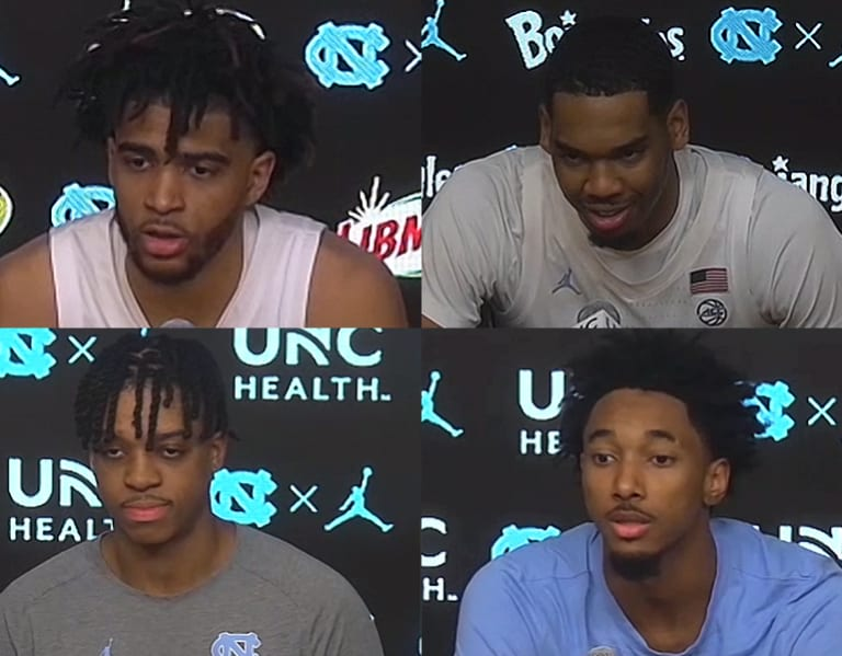 Video: UNC Players Post-Syracuse Interviews
