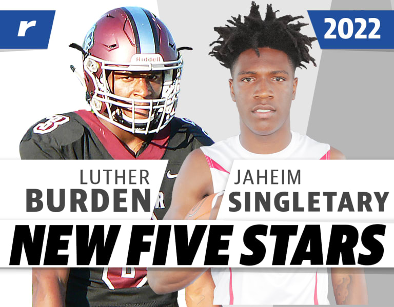 Rivals Com Rivals Continues Early Look At Top 100 For Class Of 2022