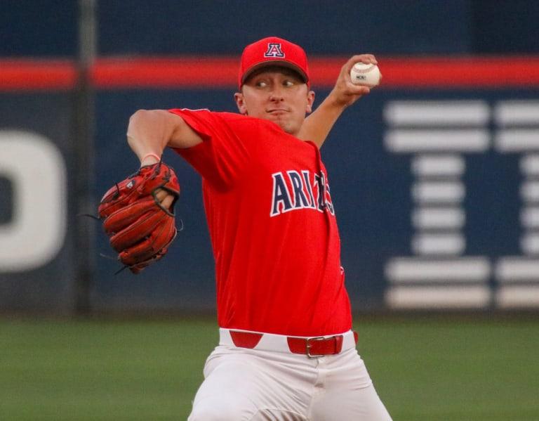 GOAZCATS  -  RECAP: Garrett Irvin leads Arizona over UCSB with complete game shutout
