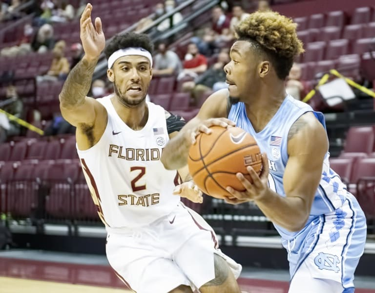 Anthony Harris Returns To Lineup, Gives UNC A Spark