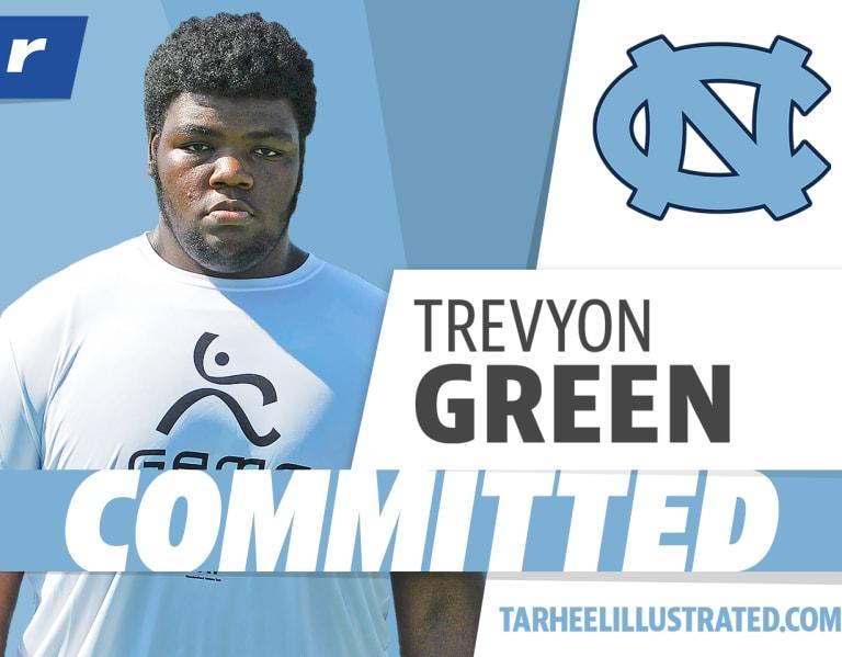 UNC commitment breakdown: Offensive lineman Trevyon Green