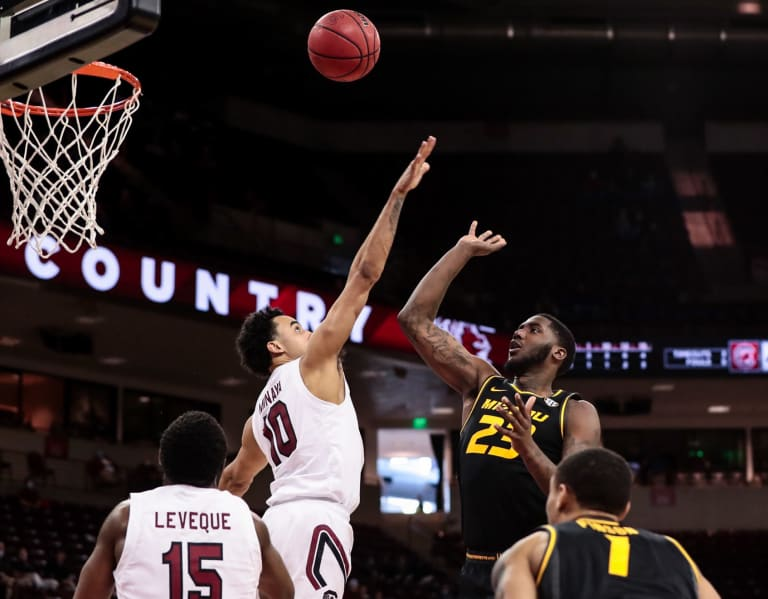Post-Game Report: Mizzou protects its lead, snaps skid at South Carolina - Rivals.com - Missouri