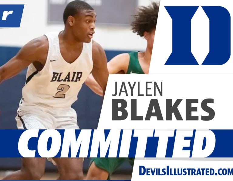 Duke lands commitment from 4-star PG Jaylen Blakes