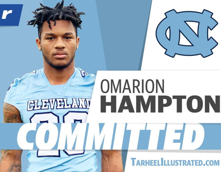 Commitment breakdown: Omarion Hampton