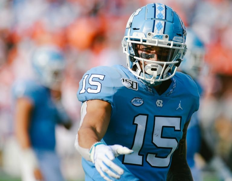Corrales, Hopper, Atkins Using NCAA Rule To Return for UNC Football in 2021