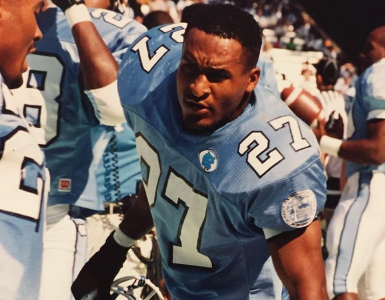 Top 25 Players In UNC Football History: No. 24 - Bracey Walker