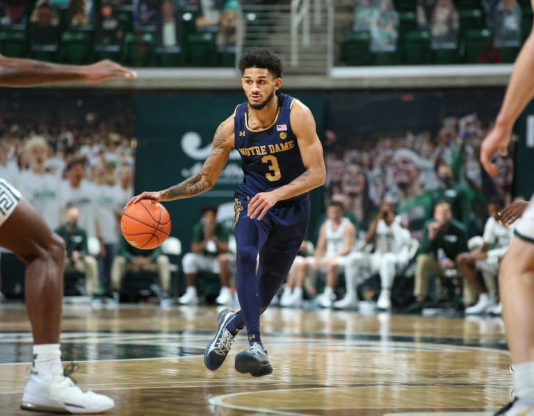 At Michigan State, Notre Dame Sees Its Journey Upward Won't Be Linear