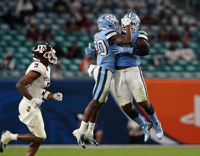Young UNC Football Defenders Offered Glimpse Into The Future