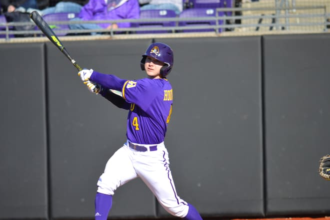 Nationally ranked East Carolina falls to Campbell 7-2 Wednesday night in Buies Creek.