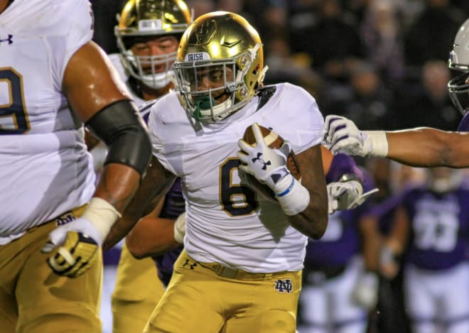 Blueandgold 2019 Notre Dame Position Preview Running Back