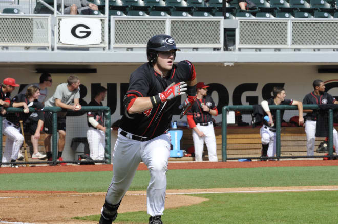UGASports sources say first baseman Adam Sasser is the Bulldogs player being investigated.