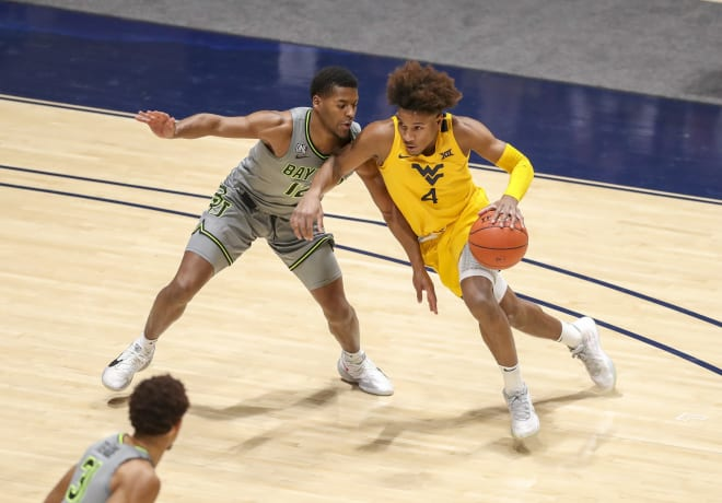Miles McBride scored 19 points against No. 3 Baylor on Tuesday.