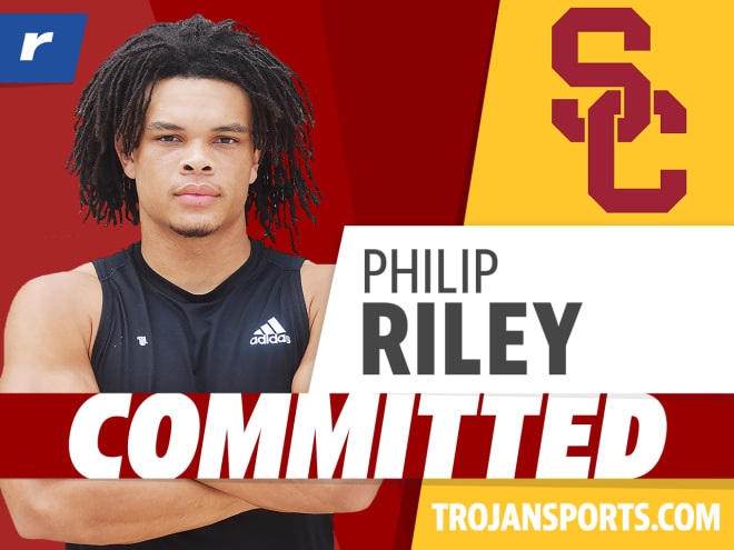 Philip Riley is the sixth 4-star defensive back to commit to USC in this 2021 class.
