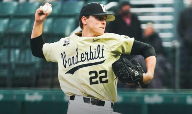 Vanderbilt's Jack Leiter