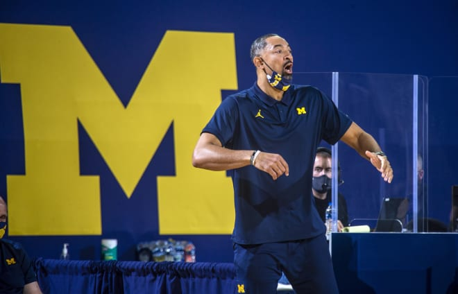 Michigan Wolverines basketball head coach Juwan Howard took his team to the Elite Eight in year two.