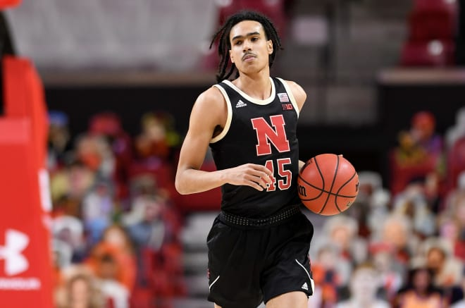 Point guard Dalano Banton became the second Nebraska player in three years to be selected in the NBA Draft.