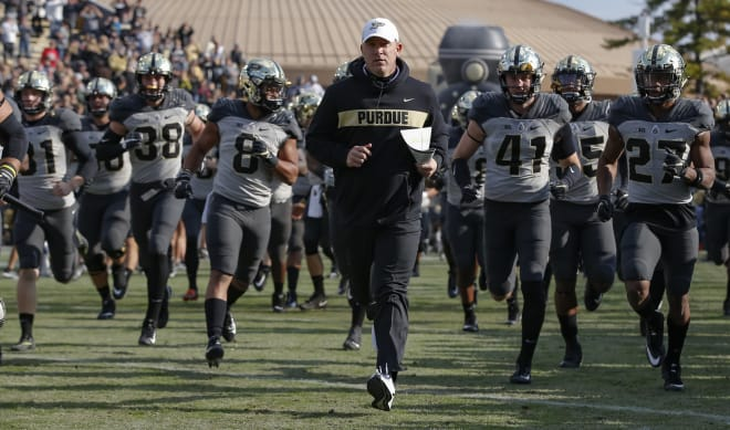 Another chaotic offseason has the pressure ramped up on Purdue head coach Jeff Brohm and the Boilermakers heading into the 2021 season.