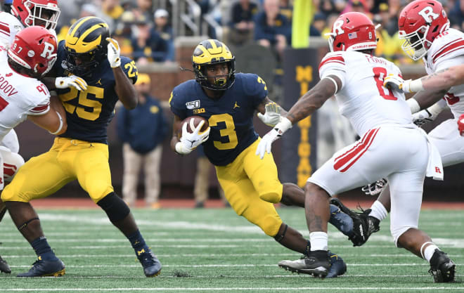 Former Michigan Wolverines football running back Christian Turner opted out of the 2020 campaign.