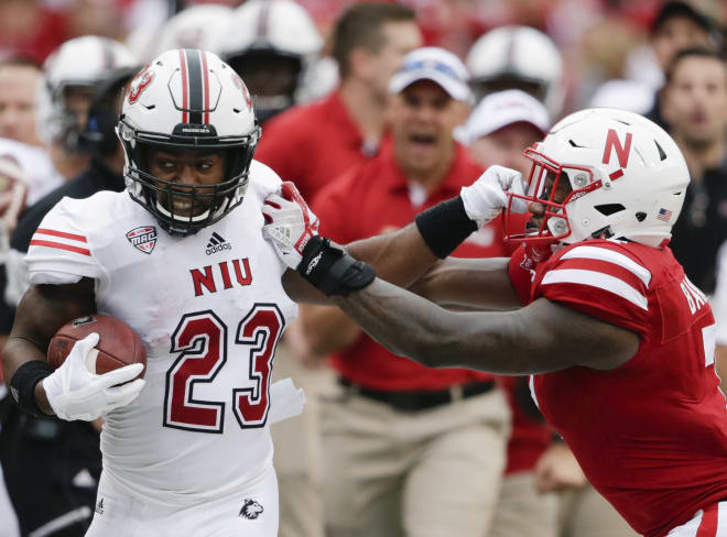 Nebraska never could get on track and fell to 1-2 on the year after a stunning home loss to Northern Illinois.