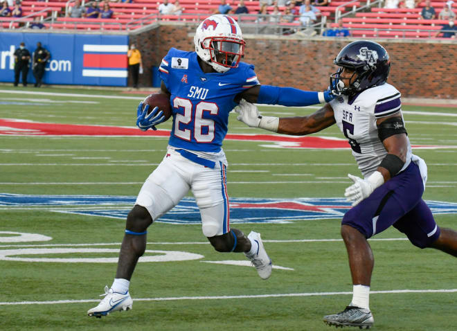 Ulysses Bentley IV was named a freshman All-American last season, as well as the AAC Co-Rookie of the Year.