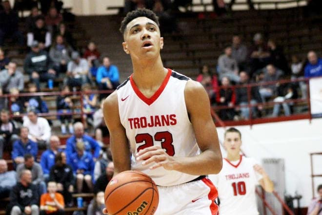 UNC Coach Roy Williams and his staff recently reached out to the big-time prospect from Indiana.