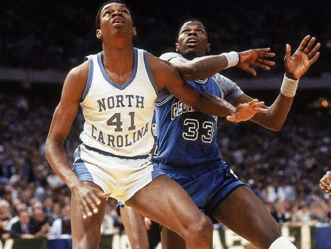 Sam Perkins played with some of UNC's greatest players ever, but his numbers & success easily got him on this list.